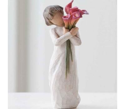 "Статуэтка ""Bloom"" от Susan Lordi Willow Tree Enesco"