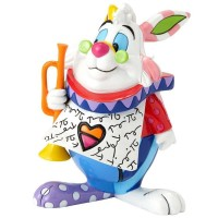 "Статуэтка ""Белый кролик"" от Ромеро Бритто Disney"