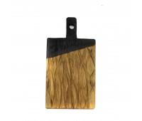 Деревянная разделочная доска с обжигом Art Wood