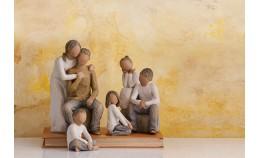 Коллекция Willow Tree «Семейные ценности»