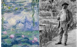 Oscar-Claude Monet - художник-импрессионист