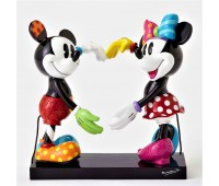 "Статуэтка ""Mickey & Minnie Mouse"" Romero Britto"