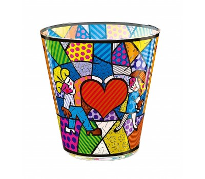 """Подсвечник """"Heart Kids"""" от Ромеро Бритто"""