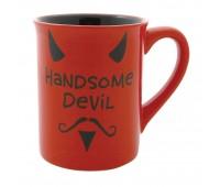 "Кружка ""Handsome Devil"""