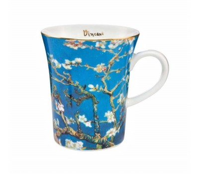 "Чашка Ван Гог ""Цветущие ветки миндаля"" Goebel"