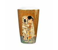 "Фарфоровая ваза ""Поцелуй"" Goebel Gustav Klimt"