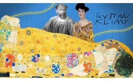 Gustav Klimt - золотое искусство