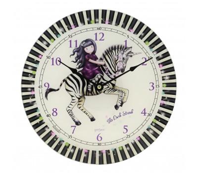 Настенные часы The Dark Streak Gorjuss Santoro London