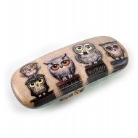 Футляр для очков Book Owls Santoro London