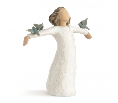 "Статуэтка ""Happiness""/ ""Счастье"" от Susan Lordi Willow Tree"