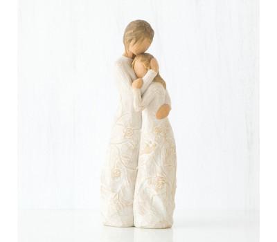 "Статуэтка ""Close to me""/ ""Близко ко мне"" от Susan Lordi Willow Tree Enesco"