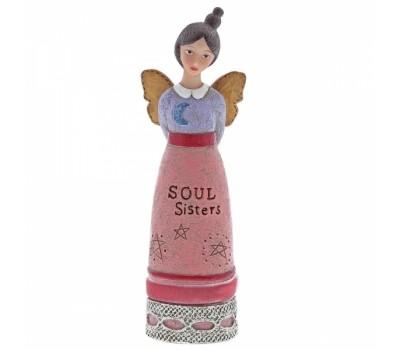 """Ангел """"Soul Sisters"""" от Kelly Rae Roberts Enesco"""