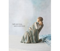 "Статуэтка ""The Quilt""/ ""Одеяло"" от Susan Lordi Willow Tree"