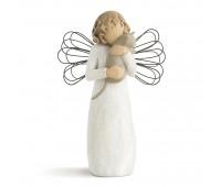"Статуэтка ""With affection""/ ""Привязанность"" от Susan Lordi Willow Tree Enesco"