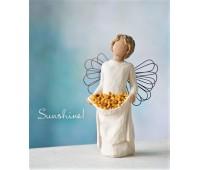"Статуэтка ""Sunshine""/ ""Солнечный свет"" от Susan Lordi Willow Tree"