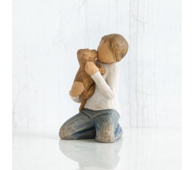 """Статуэтка """"Kindness"""" / """"Доброта"""" от Susan Lordi Willow Tree Enesco"""
