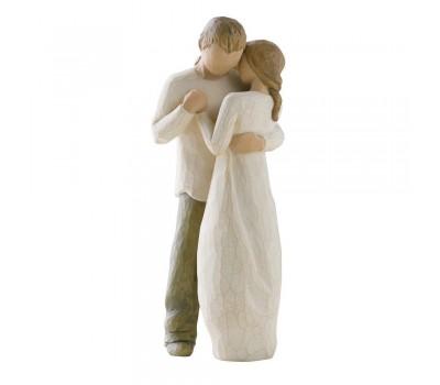 """Статуэтка """"Promise""""/ """"Обещание"""" от Susan Lordi Willow Tree Enesco"""
