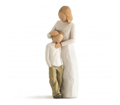 "Статуэтка ""Mother and Son""/ ""Мать и сын"" от Susan Lordi Willow Tree Enesco"